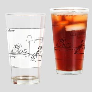 Alien: Free Kittens Drinking Glass
