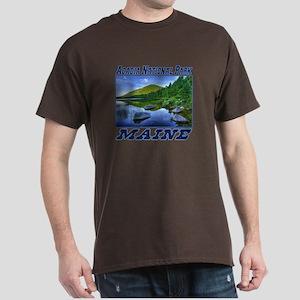 Acadia National Park, Maine Dark T-Shirt
