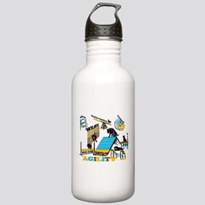 Agility and Dog Sports Stainless Water Bottle 1.0L