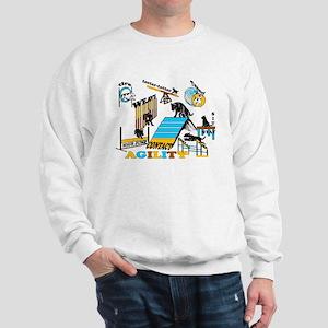 Agility and Dog Sports Sweatshirt