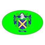 Clan Furey Sticker (Oval 50 pk)