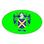 Clan Furey Sticker (Oval)