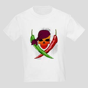 Pepper Pirate Kids Light T-Shirt