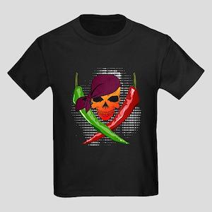 Pepper Pirate Kids Dark T-Shirt