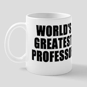 professorwgblk Mugs