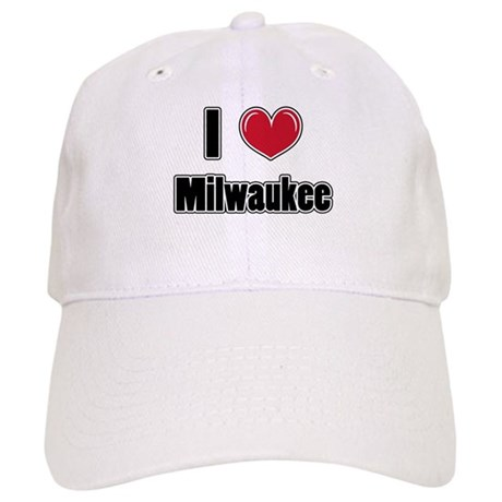 I Love Milwaukee / Bubble Let Cap