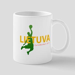 Eurobasket 2011 Dunker Mug