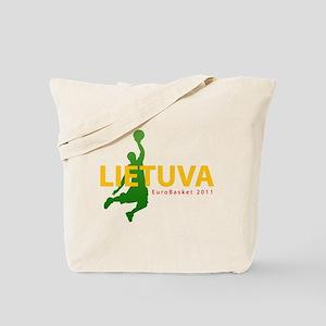 Eurobasket 2011 Dunker Tote Bag
