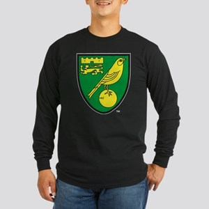 Norwich City Canary Crest Long Sleeve T-Shirt