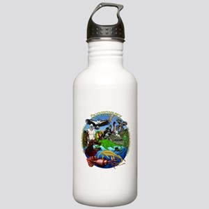 Cryptozoology Stainless Water Bottle 1.0L