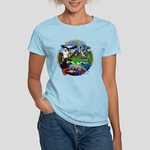 Cryptozoology Women's Light T-Shirt
