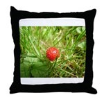 Sweet Berry Throw Pillow