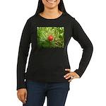 Sweet Berry Women's Long Sleeve Dark T-Shirt