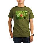 Sweet Berry Organic Men's T-Shirt (dark)