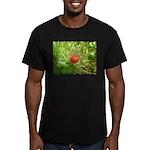 Sweet Berry Men's Fitted T-Shirt (dark)