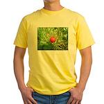Sweet Berry Yellow T-Shirt