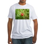 Sweet Berry Fitted T-Shirt