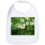 White Flower Bib