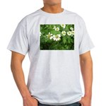 White Flower Light T-Shirt