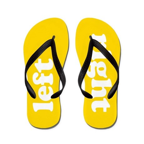 16eed74b8 Left Foot Right Foot Flip Flops by leftshoerightshoe