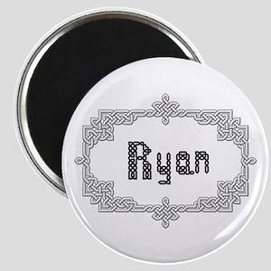"""""""Celtic Knots Ryan"""" Magnet"""