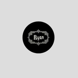 """Celtic Knots Ryan"" Mini Button"