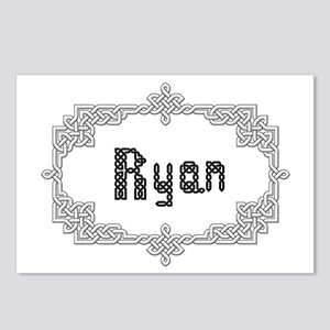 """""""Celtic Knots Ryan"""" Postcards (Package of 8)"""