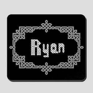 """""""Celtic Knots Ryan"""" Mousepad"""