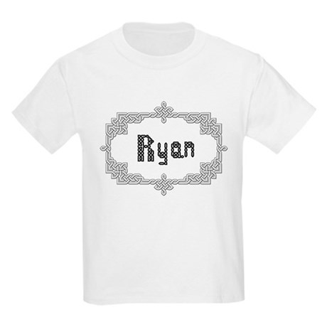 """Celtic Knots Ryan"" Kids T-Shirt"