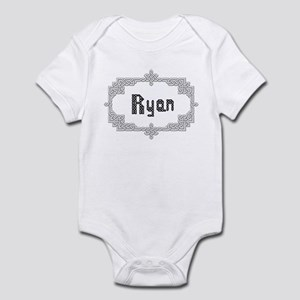 """Celtic Knots Ryan"" Infant Creeper"