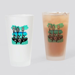 THE JOURNEYS ON Drinking Glass