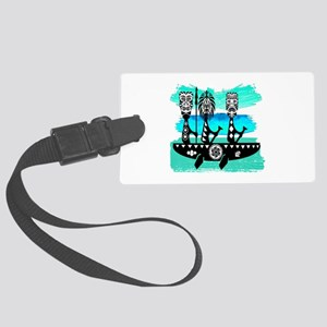 THE JOURNEYS ON Luggage Tag