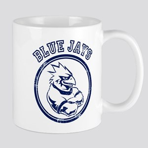 Blue Jays Team Mascot Graphic Mug