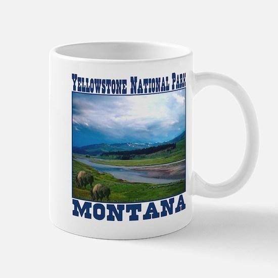 Yellowstone National Park Mug