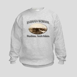 Flandreau Indian School Kids Sweatshirt