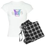 Thyroid Cancer Survivor Women's Light Pajamas