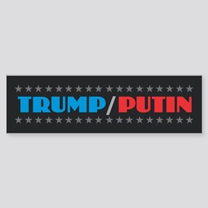 Trump Putin Bumper Sticker