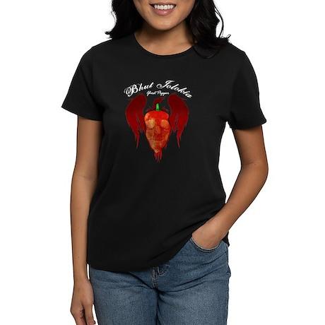 Ghost Pepper Women's Dark T-Shirt