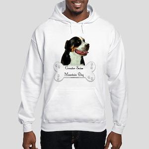 Swissy 1 Hooded Sweatshirt