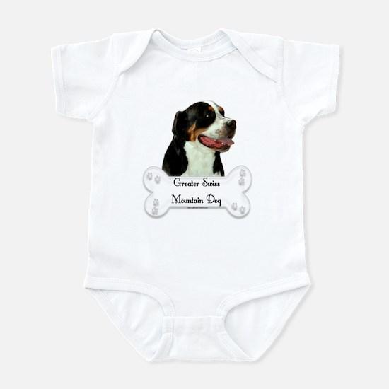 Swissy 1 Infant Creeper