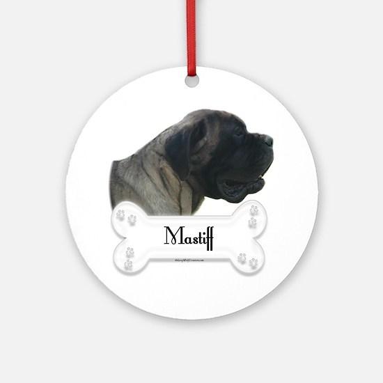 Mastiff 77 Ornament (Round)