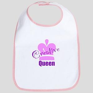 Creative Queen Bib