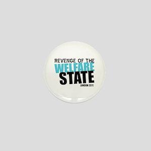 London Welfare State Mini Button