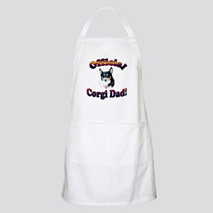 Official Corgi Dad-Mist Apron