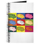 Food Truck Pop Art Journal