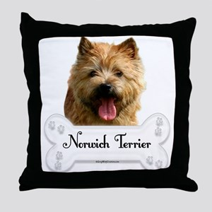 Norwich 1 Throw Pillow