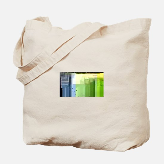 Funny Color bars Tote Bag