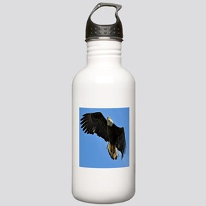 Majestic Bald Eagle Stainless Water Bottle 1.0L