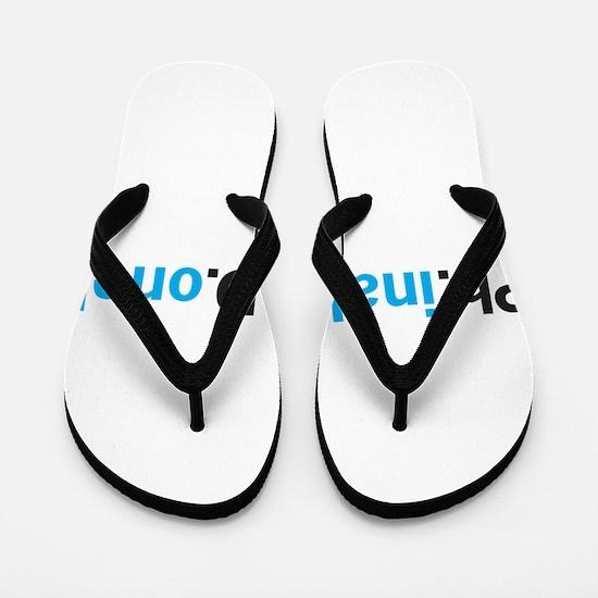 Cool Graduate Flip Flops