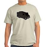 Food Truck: Basic (Black) Light T-Shirt